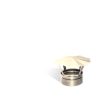 Версия-Люкс (Кривой-Рог) Грибок из нержавейки 0,5 мм, диаметр 100мм