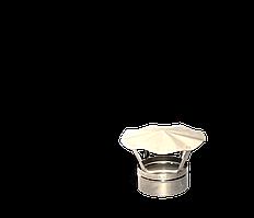 Версия-Люкс (Кривой-Рог) Грибок из нержавейки 0,5 мм, диаметр 120мм