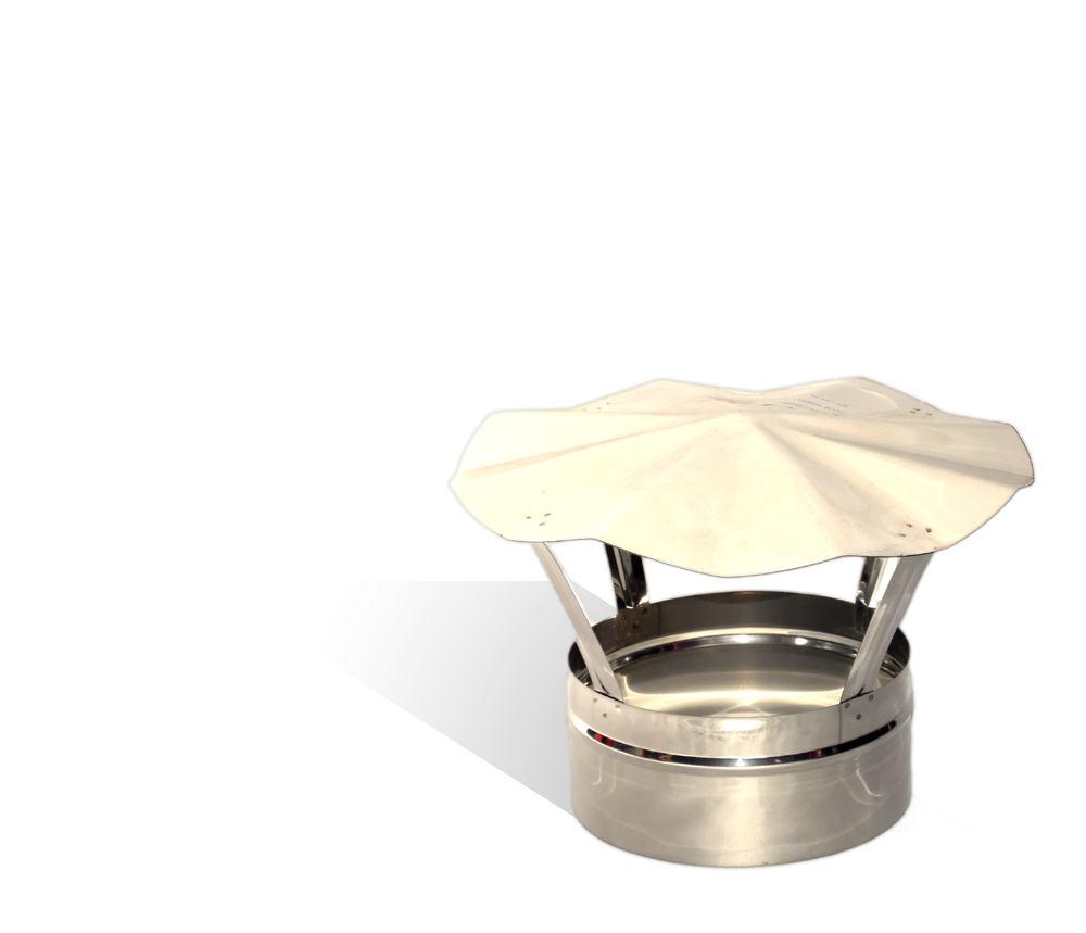 Версия-Люкс (Кривой-Рог) Грибок из нержавейки 0,5 мм, диаметр 250мм