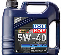Моторное масло LIQUI MOLY OPTIMAL Synth 5W-40 3926 4л