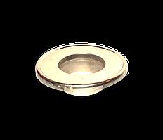 Версия-Люкс (Кривой-Рог) Розета из нержавейки 0,5 мм, диаметр 100мм