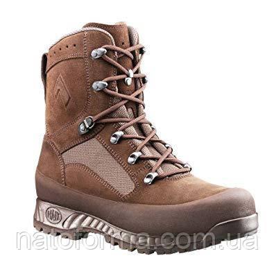 Ботинки HAIX DESERTHigh Liability Brown, армия Великобритании, б/у