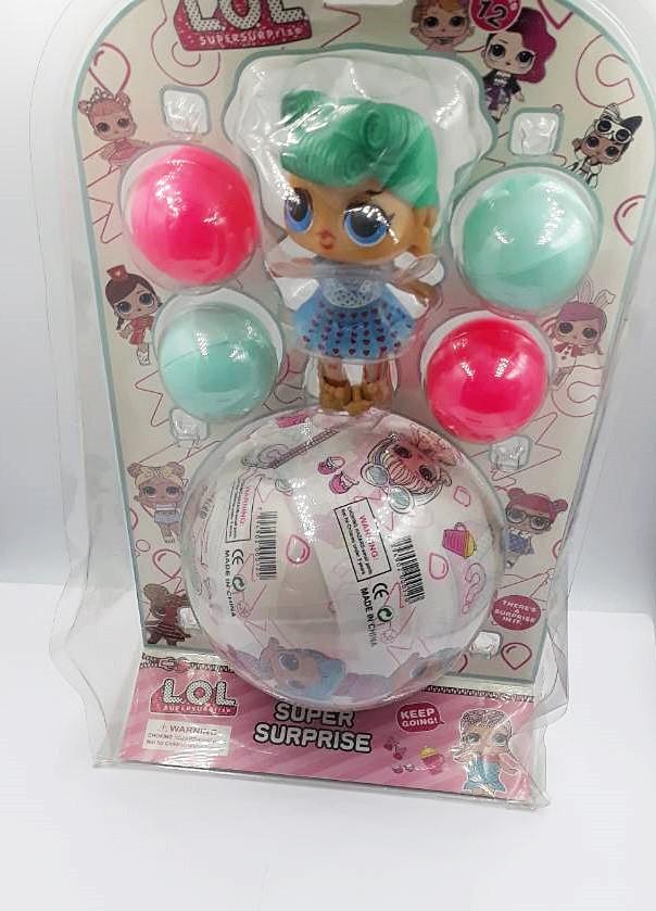 Кукла LOL surprise в шаре