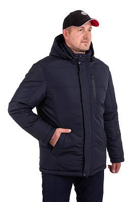 Мужские куртки зимние  от производителя  50,60,62,64,66,68  черный