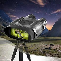 Цифровой прибор ночного видения бинокль Camorder NV400-B 7x31