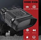 Цифровой прибор ночного видения бинокль Camorder NV400-B 7x31, фото 2