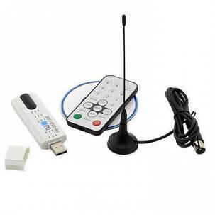 Цифровая приставка тюнер T2 TV USB Stick mini для компьтера и ноутбука, фото 2