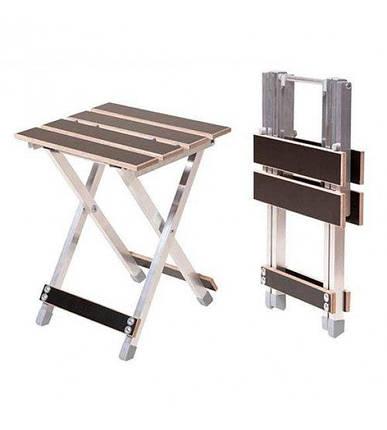 """Комплект """"ALUWOOD"""" Великий (стіл + 4 стільці), фото 2"""