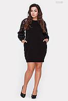 Платье Лимерик (черный)