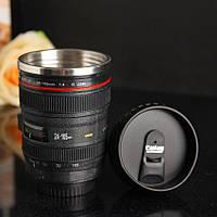 Кружка термос в виде объектива Canon EF 24-105