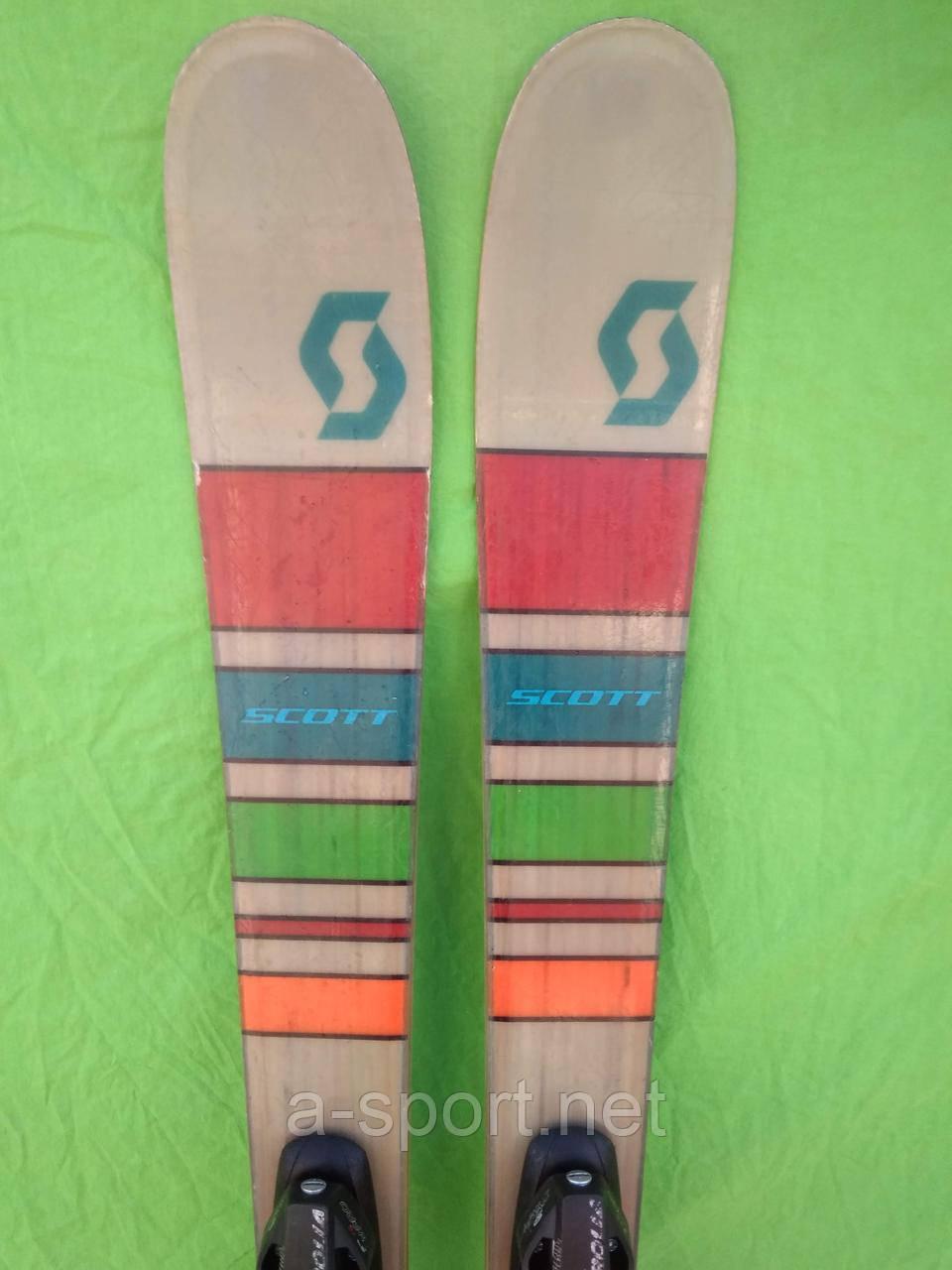 Scott Ski 142 см гірські лижі для карвінгу, універсал