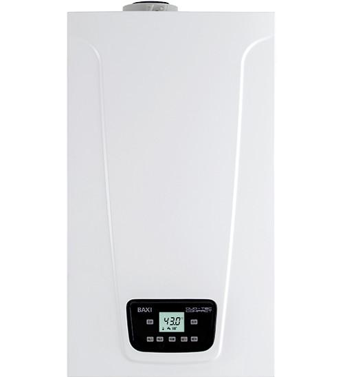 Газовий конденсаційний котел, 24 квт BAXI DUO-TEC COMPACT 1.24 + GA