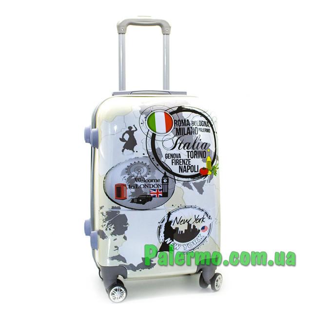 чемодан на колесах Italy