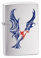 Зажигалка Zippo 24523 Tattoo Eagle (Татуировка орёл)