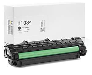 Сумісний Картридж Samsung MLT-D108S (108S) , чорний, стандартний ресурс (1.500 копій) аналог від Gravitone