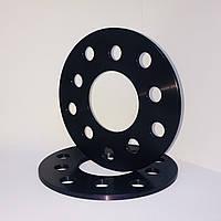 Проставки колесные сквозные 5мм/ psd 4х100х114,3/ dia 67,1/ Ø150