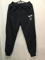 Спортивные штаны на флисе для мальчика 140,152 см, фото 1