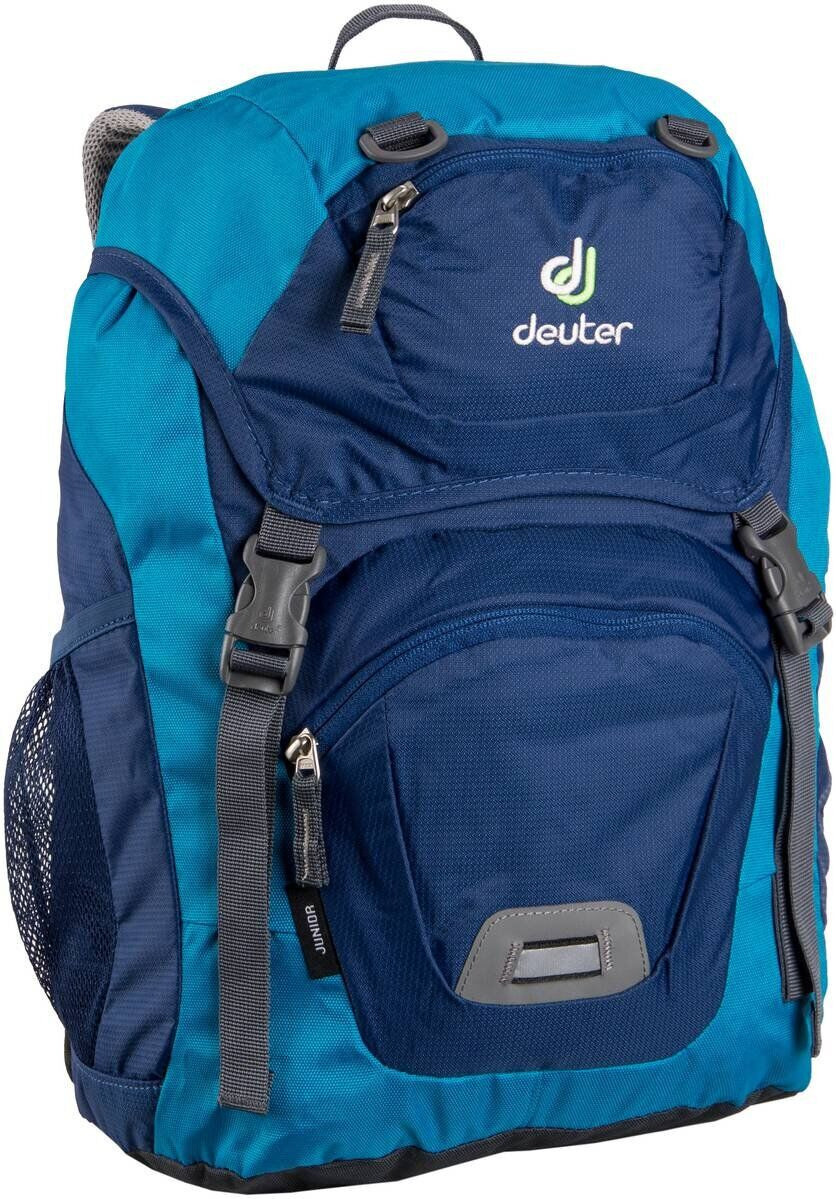 Рюкзак детский Deuter Junior steel-turquoise (36029 3352)