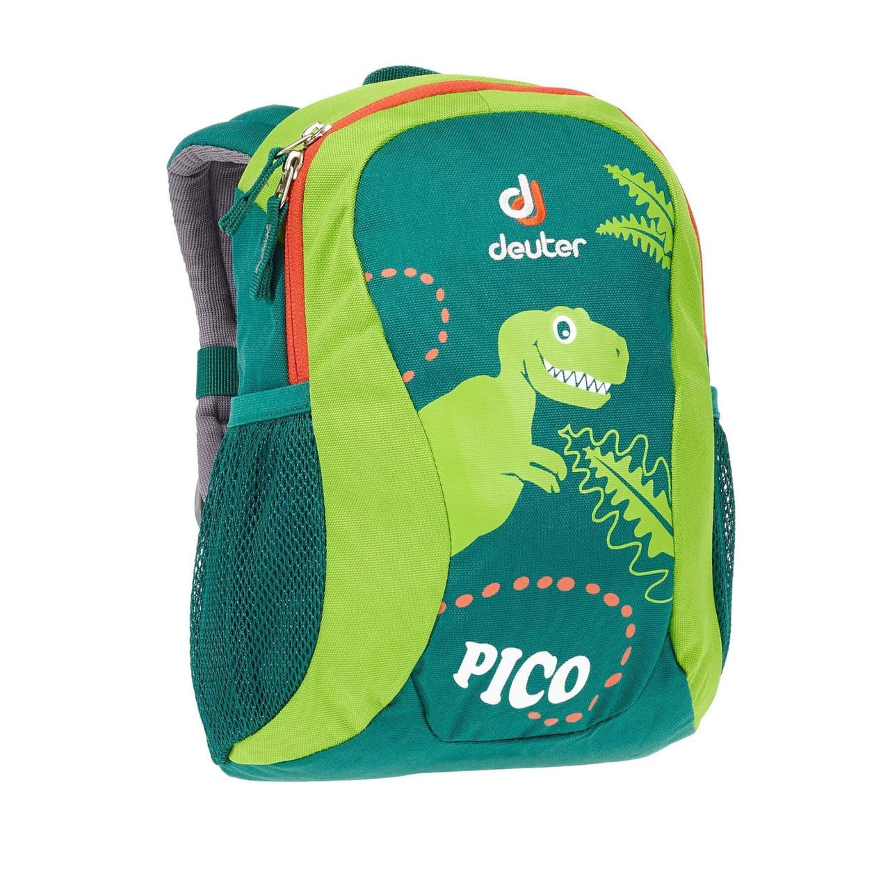 Рюкзак детский Deuter Pico alpinegreen-kiwi (36043 2234)