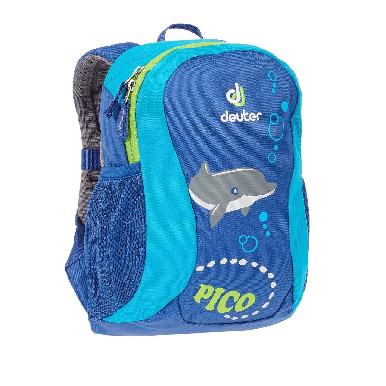 Рюкзак детский Deuter Pico indigo-turquoise (36043 3391)