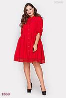Платье Тиффани-1 (красный) 1027627041