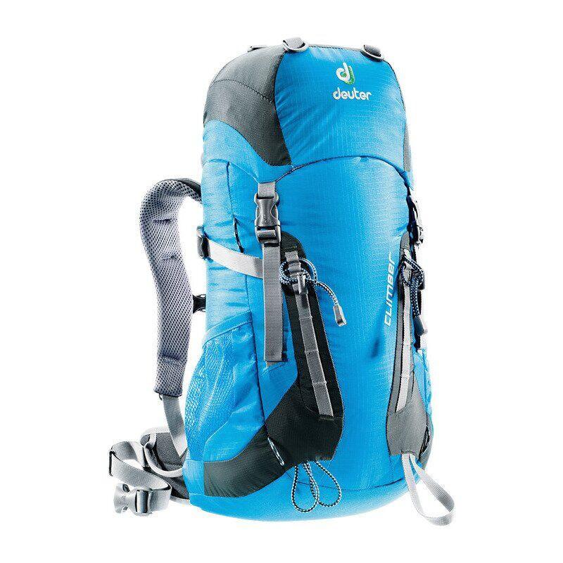 Рюкзак детский Deuter Climber turquoise-granite (36073 3427)