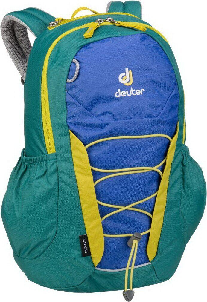 Рюкзак детский Deuter Gogo XS indigo-alpinegreen (3611017 3232)