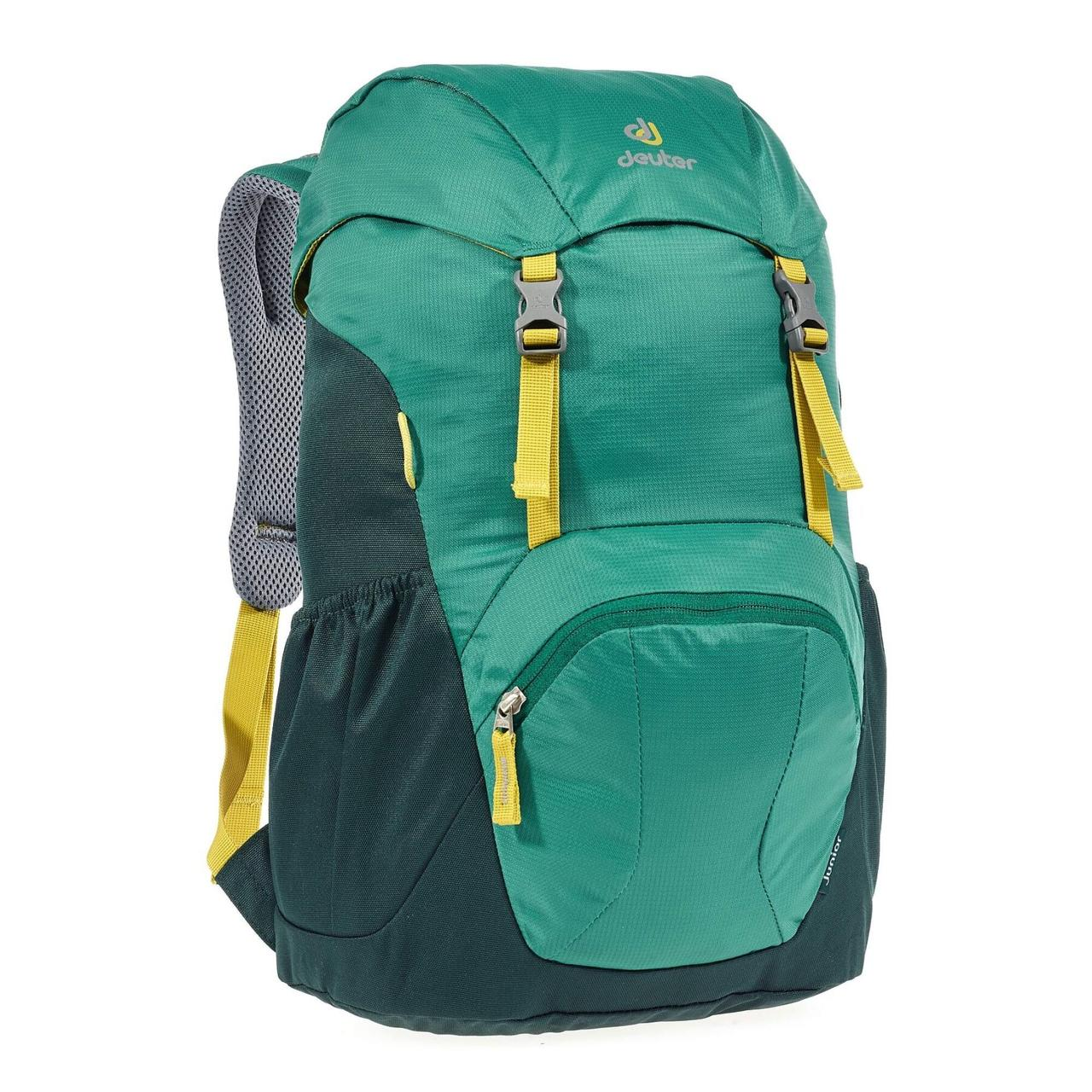 Рюкзак детский Deuter Junior alpinegreen-forest (3612519 2231)