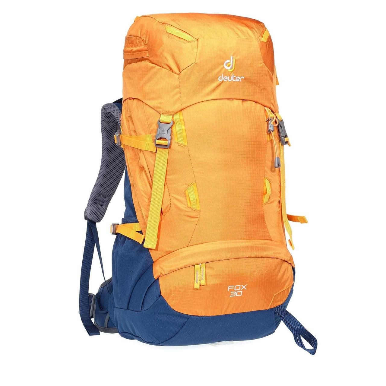 Підлітковий Рюкзак Deuter Fox 30 mango-midnight (3613018 9302)