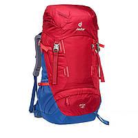 Рюкзак подростковый Deuter Fox 40 cranberry-steel (3613118 5316)