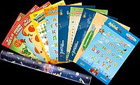 Настольная игра Банда умников Набор плакатов Банда Умников в подарочном тубусе (УМ049)