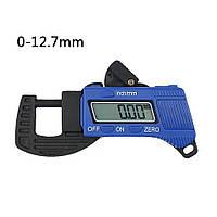 Микрометр цифровой / толщиномер электронный 0-12,7мм, фото 1