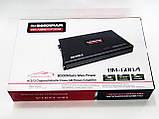 Автомобільний підсилювач звуку Boschman BM Audio BM-600.4 4-х канальний, фото 6