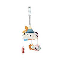 Розвиваюча іграшка-підвіска - Снігова пірамідка, Taf Toys 37см