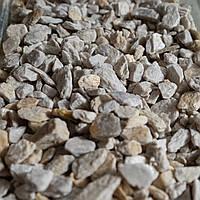 """Крошка кварцитовая """"Белое Золото"""" фр.5-10 мм (мешок 10кг)"""
