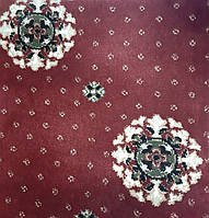 Ковролин Barocco ( Барокко ) 888-210 красный