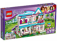 Lego Friends - Дом Стефани (Stephanie House, 622 дет), 6-12 (41314)