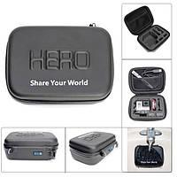 Кейс, сумка для камеры и аксессуаров водостойкий (размер-S) GoPro, Xiaomi Yi, Sjcam и др.