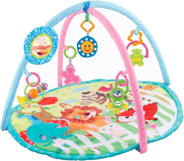 Развивающий коврик Qunxing Toys Солнечный мир (2017-5A)