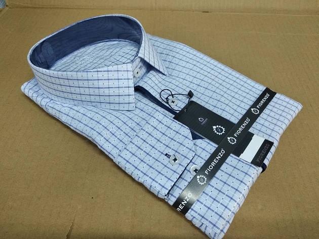 Рубашка Fiorenzo в  клетку, фото 2