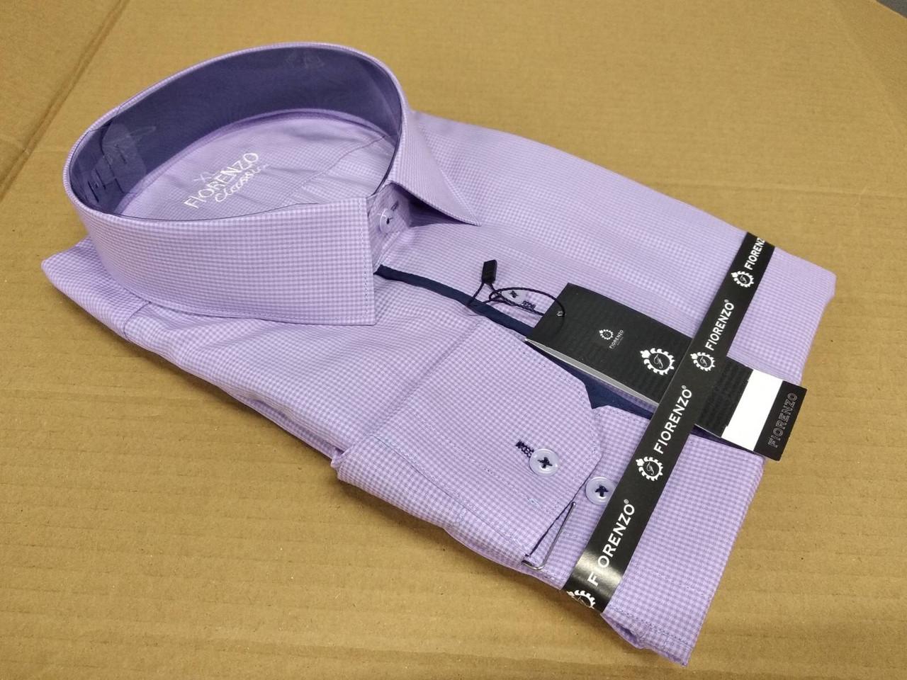 Рубашка Fiorenzo в  клетку