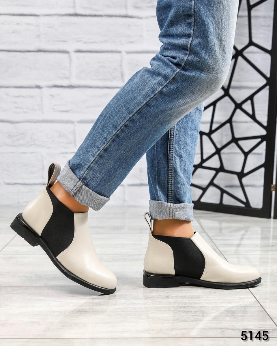 Стильные ботинки в стиле Челси. Размер 38