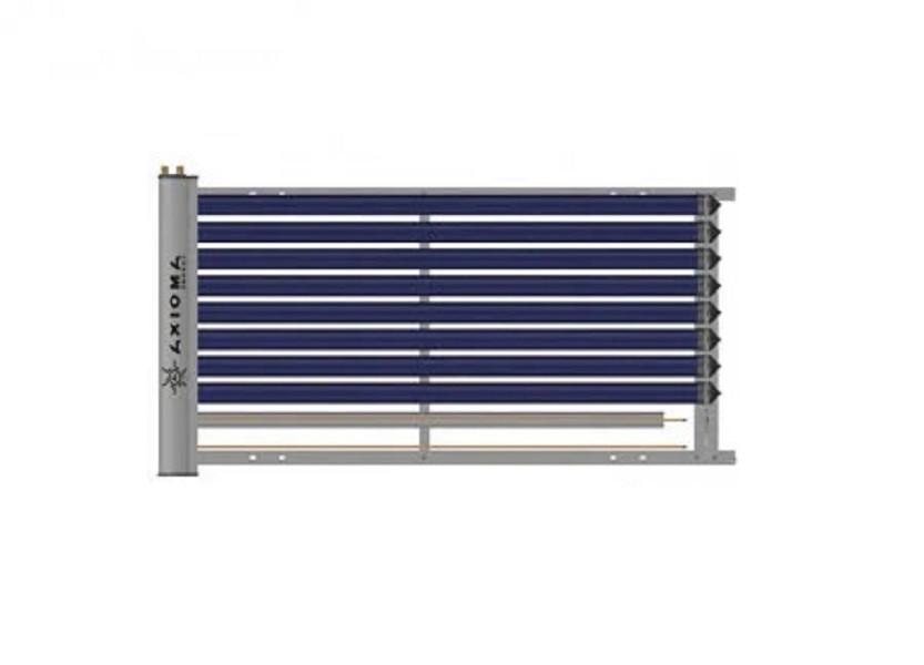 Вакуумний сонячний колектор балконного типу, AXIOMA energy AX-10U