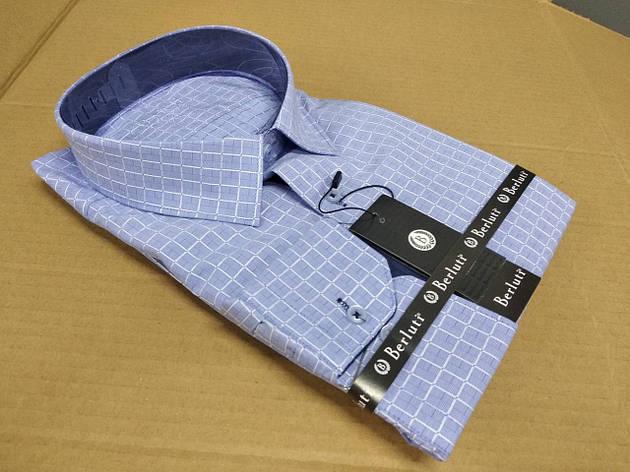 Рубашка Berluti в  клетку, фото 2
