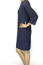 Тепле зимове  плаття преміум класу, фото 3