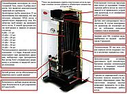 Газовый котел двухконтурный Данко-20В, фото 5