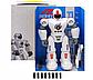 Робот на радиоуправлении Mechanical Master HT9933-1, свет+звук, red, фото 2