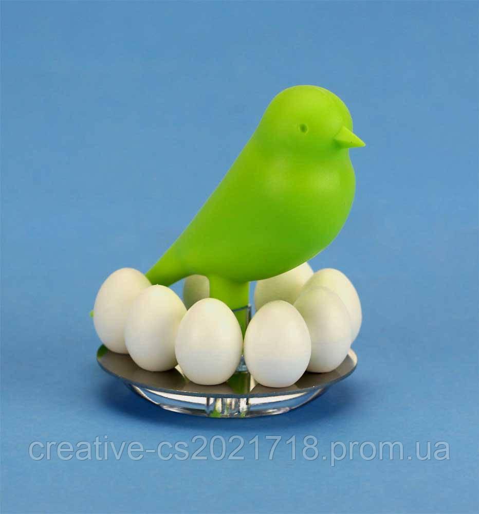 Птичка в гнезде - набор магнитиков