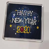 Магнит Happy New Year 2020