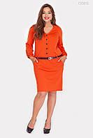Платье Бронкс (кирпичный) 1027623601